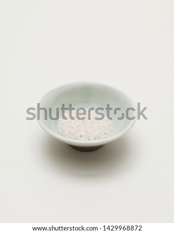 rice and grain food styling #1429968872