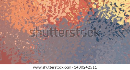 Artistic sketch backdrop material. Abstract geometric pattern. Chaos and random. Modern art drawing painting. 2d illustration. Digital texture wallpaper.  #1430242511