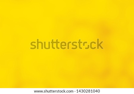 abstract blurred orange and yellow colors background for design. #1430281040