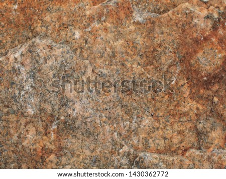 Natural stone texture as background #1430362772