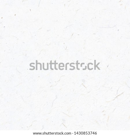 Seamless white texture natural rice paper for background ,wallpaper ,cardboard surface. packaging material of paper box or gift ,natural decoration design for background or wallpaper seamless concept  #1430853746