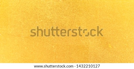 Gold metal brushed background or texture of brushed steel #1432210127