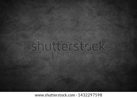 Black Board Texture or Background