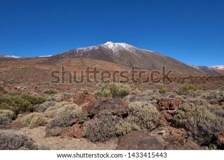 Teide National Park.Roques de Garcia Teide National Park. #1433415443