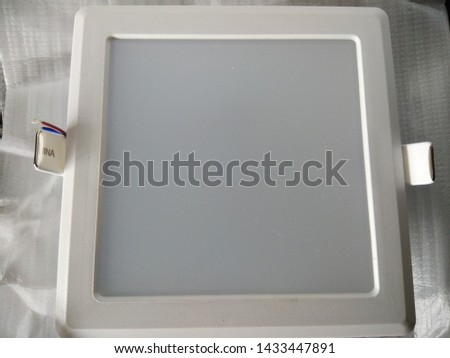 Led ceiling, used inside the house #1433447891