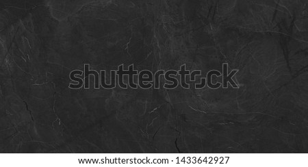 natural black marble texture background with high resolution, dark gray glossy marbel stone texture for digital wall tiles design and floor tiles, dark grey granite ceramic tile for interior-exterior. #1433642927