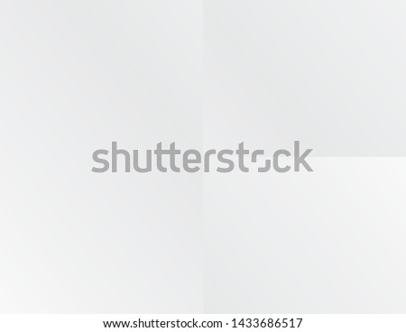 white Background with light and shadow ,Vector #1433686517