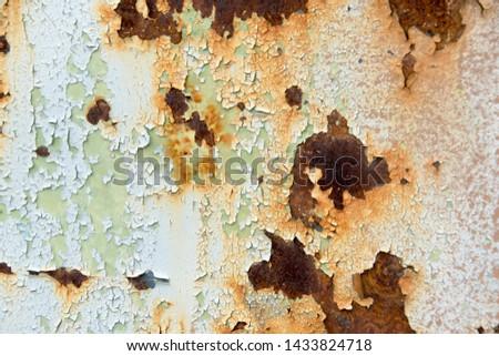 Metal Rust Background Metal Rust Texture, Rust - Image  #1433824718