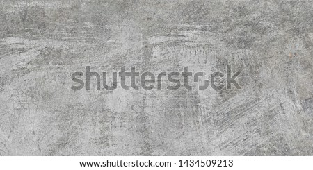 Old concrete wall texture, Brush effect cement background #1434509213