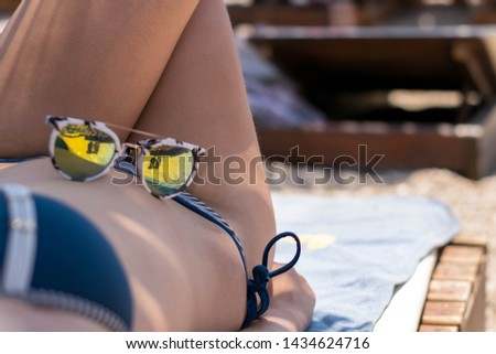 Summer holiday, Summer, Swimming Pool, Human Abdomen,  #1434624716