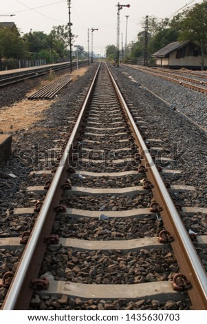 Railways, Railways of Thai Railways. Train travel, , Thailand:  Railway Station #1435630703