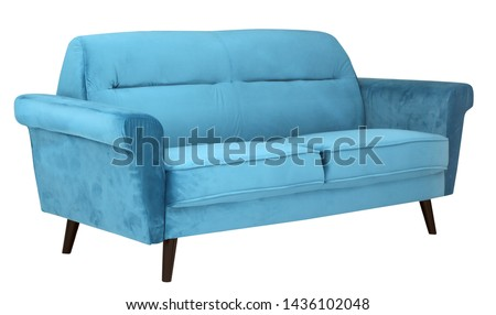 sofa with isolated white background #1436102048