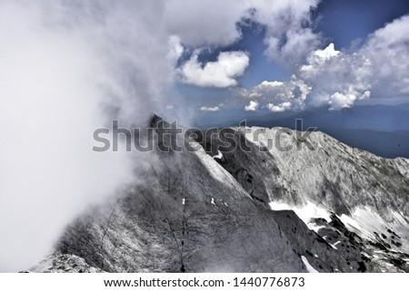Hiking to Koncheto rocks, Pirin mountain, Bulgaria #1440776873