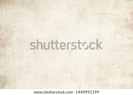 OLD NEWSPAPER BACKGROUND, GRUNGE PAPER TEXTURE, SPACE FOR TEXT #1440991199