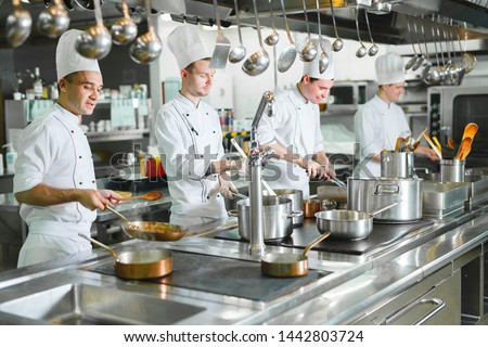 cook cooks in a restaurant #1442803724