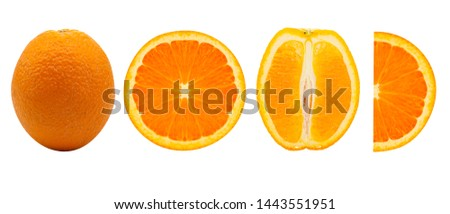 Sun Kwik  Orange on white background #1443551951