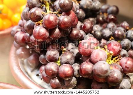 Fruit combination, fruit platter。Fruit, fruit and vegetable #1445205752