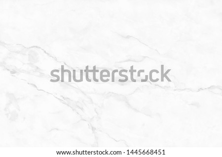 White marble texture background with detailed structure high resolution bright and luxurious, abstract stone floor in natural patterns for interior or exterior. #1445668451