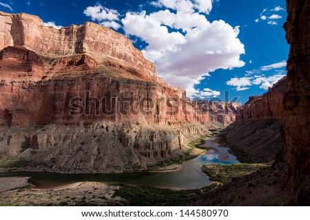 Grand Canyon Nankoweap trail #144580970