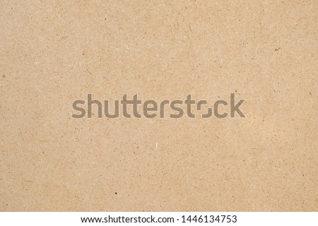 Brown paper texture background or cardboard surface from a paper box for packing. and for the designs decoration and nature background concept Royalty-Free Stock Photo #1446134753