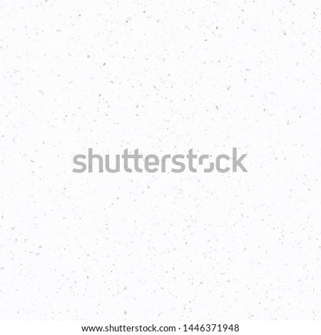 Seamless white speckle texture rice paper for background ,wallpaper ,cardboard surface. packaging material of paper box or gift ,natural decoration design for background or wallpaper seamless concept  #1446371948