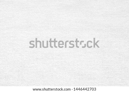 White linen texture as background #1446442703