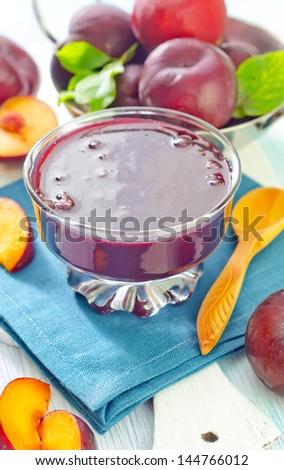 plum jam #144766012