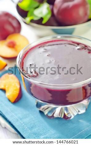 plum jam #144766021
