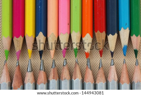 Color pencils #144943081