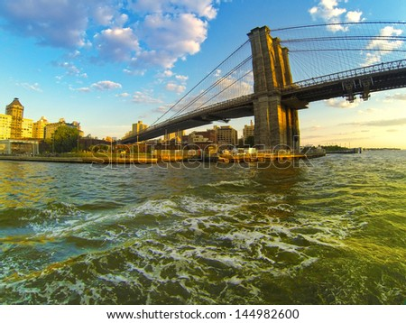 Brooklyn Bridge #144982600