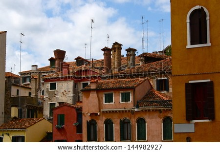 Buildings in Italy #144982927