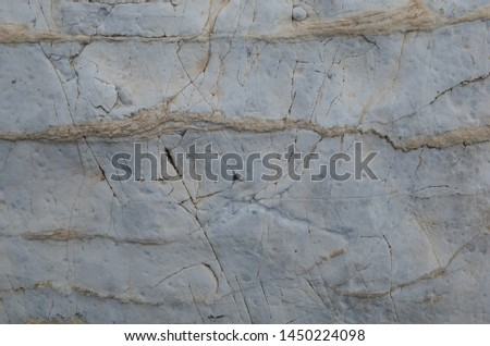 The surface layer of rock #1450224098