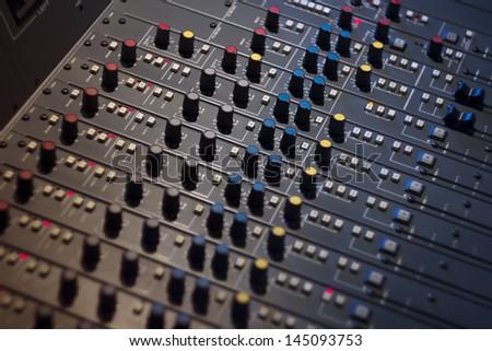 Music Studio #145093753