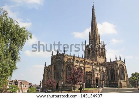 Rotherham Minster, South Yorkshire, UK #145134907