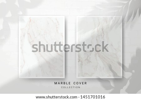 Marble Texture, Cover Premium Set of Vector Patterns Collection, Abstract Background Template, Suitable for Wedding and Greeting Invitation Card (Vector EPS10, Fully Editable) #1451701016