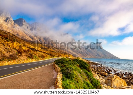Robberg, Garden Route in South Africa Royalty-Free Stock Photo #1452510467