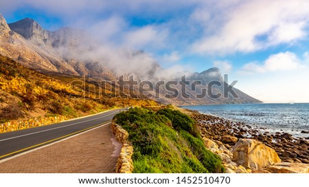 Robberg, Garden Route in South Africa Royalty-Free Stock Photo #1452510470