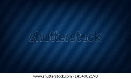 Blurred background. Diagonal stripe pattern. Abstract dark blue gradient design. Line texture background. Landing page blurred cover. Diagonal strips pattern. Vector Royalty-Free Stock Photo #1454002190
