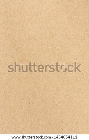 Brown cardboard sheet of paper background #1454054111