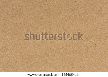 Brown cardboard sheet of paper background #1454054114