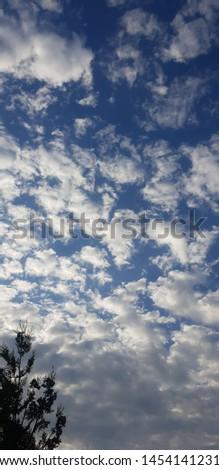 blue sky photography on a sunny day #1454141231
