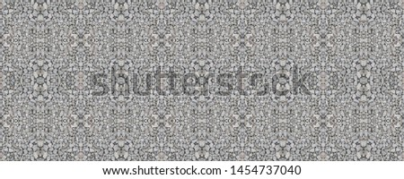 Pebble ornament. Vintage ornament. Seamless ornament. Ethnic pattern. Medieval style. Seamless background. Seamless texture. Abstract background. Decoration. Creative background. Duplicate elements #1454737040