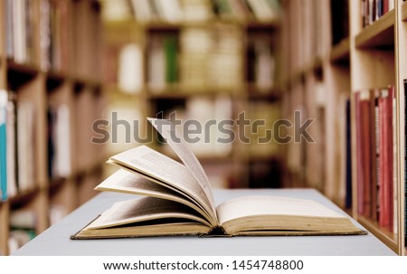 Open book isolated on background #1454748800