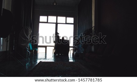 photographers prepare the Studio for photography #1457781785