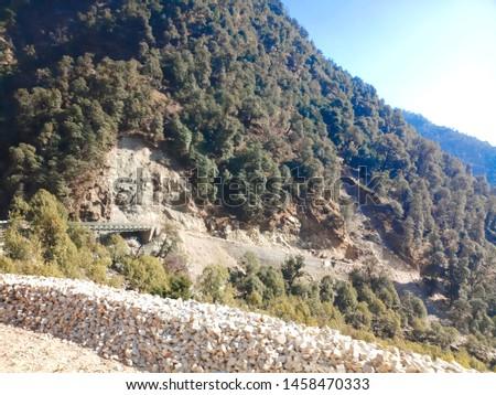 Terrace Farming in Bageshwar Hill, Uttarakhand Hill, Uttarakhand #1458470333