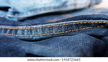 Denim. jeans texture. Jeans background. Denim jeans texture or denim jeans background. #1458723665