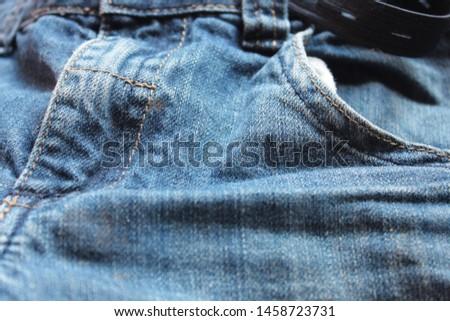 Denim. jeans texture. Jeans background. Denim jeans texture or denim jeans background. #1458723731