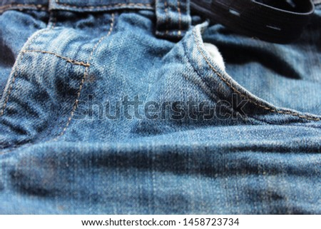 Denim. jeans texture. Jeans background. Denim jeans texture or denim jeans background. #1458723734