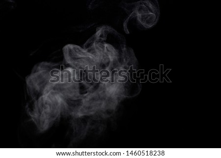 Steam material on black background  #1460518238