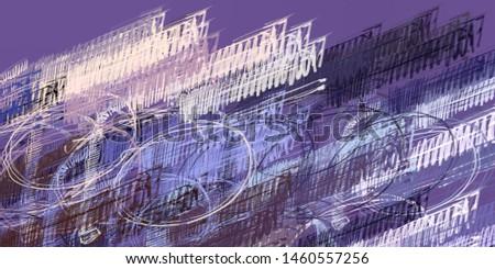 Modern art. Artistic brush. Oil painting. 2d illustration. Texture backdrop. #1460557256